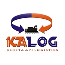 Logo PT Kereta Api Logistik