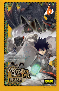 http://www.nuevavalquirias.com/monster-hunter-flash-6-comprar-manga.html