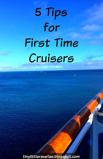 There's a lot of stuff to learn about cruising. Here's 5 things we learned on our first cruise that might help somebody else (laugh).