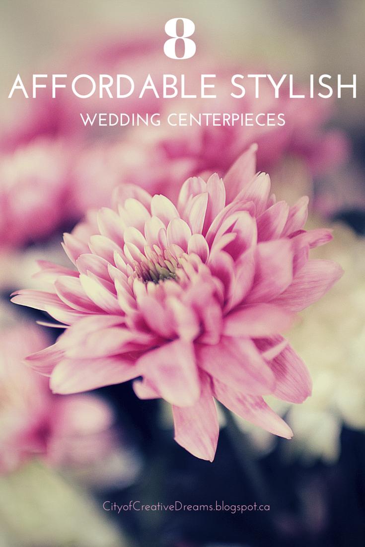 pinterest wedding centerpiece ideas