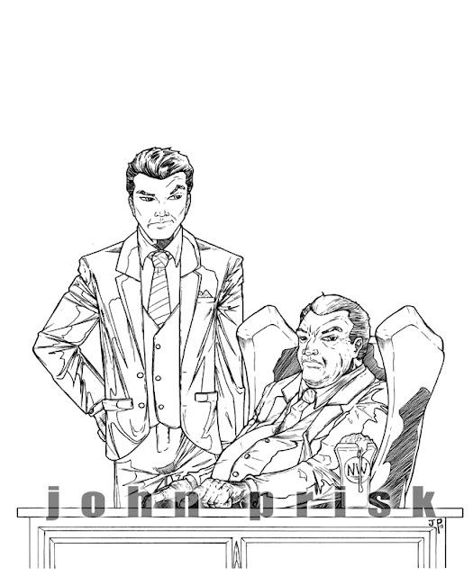 Nero Wolfe - John Prisk