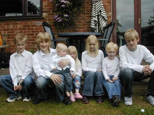 madmumof7's children in 2009