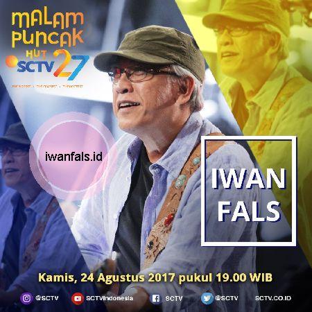 konser Iwan Fals ulang tahun SCTV 27