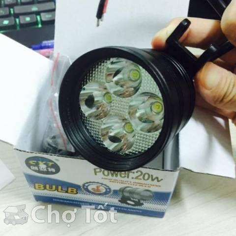 99k - Đèn led trợ sáng đi phượt L4 hàng loại 1 giá sỉ và lẻ rẻ nhất