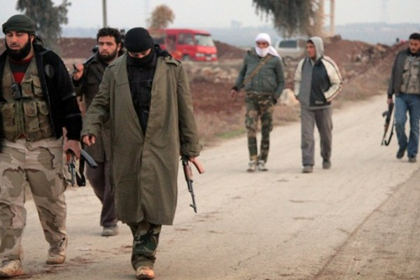 Islamic State Kuasai Desa Suriah di Perbatasan Turki