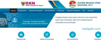 informasi soal CPNS dengan gubahan terbaru 2018