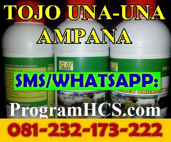 Jual SOC HCS Tojo Una-Una Ampana