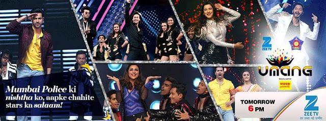 'Umang Police Awards 2017' Zee Tv Show Timing, Promo, Winners List, Host,Full Show