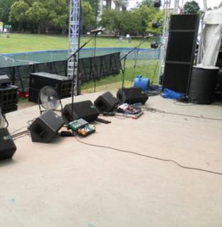 Cara setting monitor panggung