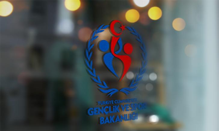 Gençlik ve Spor Bakanlığı Vektörel Logosu