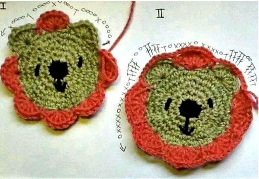 20+ Free Crochet Teddy Bear Patterns ⋆ Crochet Kingdom   628x906