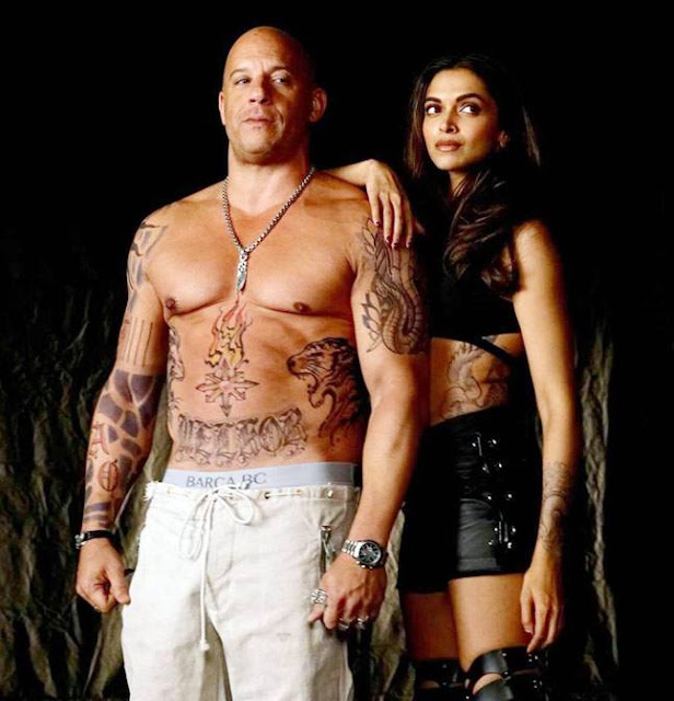 xXx : Return of Xander Cage, xXx : Return of Xander Cage Deepika Padukone