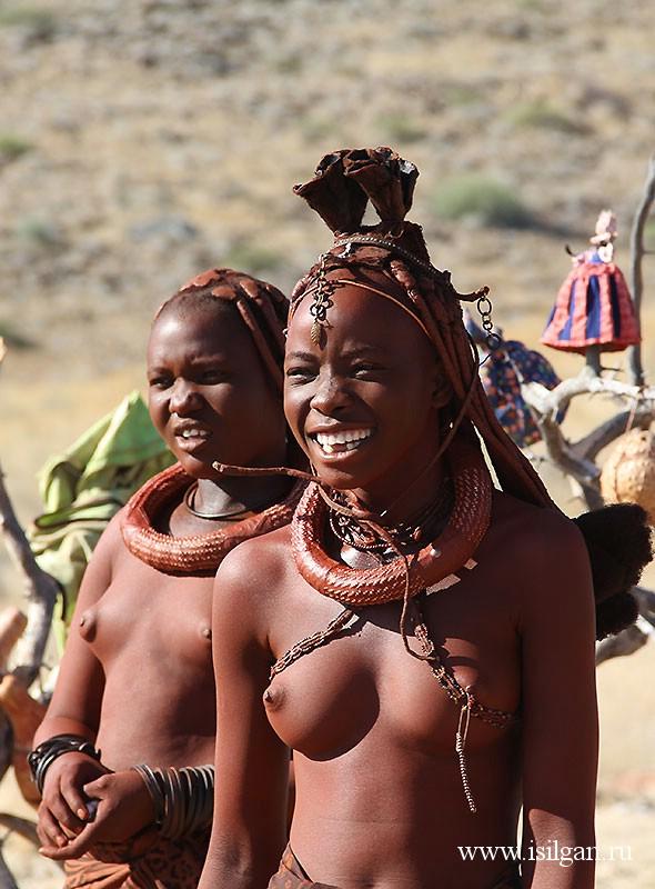 Himba Tribe Girls Pussy