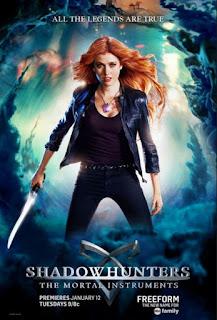 Cazadores de Sombras Temporada 1 Poster
