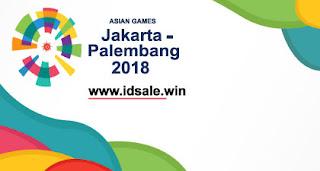 Desain Banner dan Wallpaper Spesial ASIAN GAMES 2018