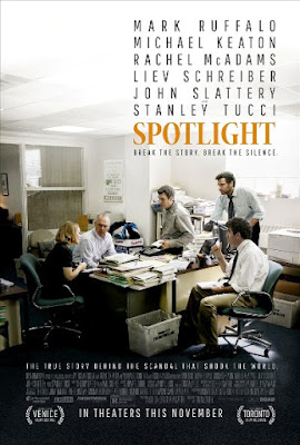 Spotlight - A Movie Of The True Story Behind The Scandal That Shook The World