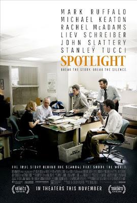 Spotlight, the movie