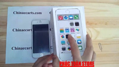 Rom gốc Iphone 6 mt6572 done alt