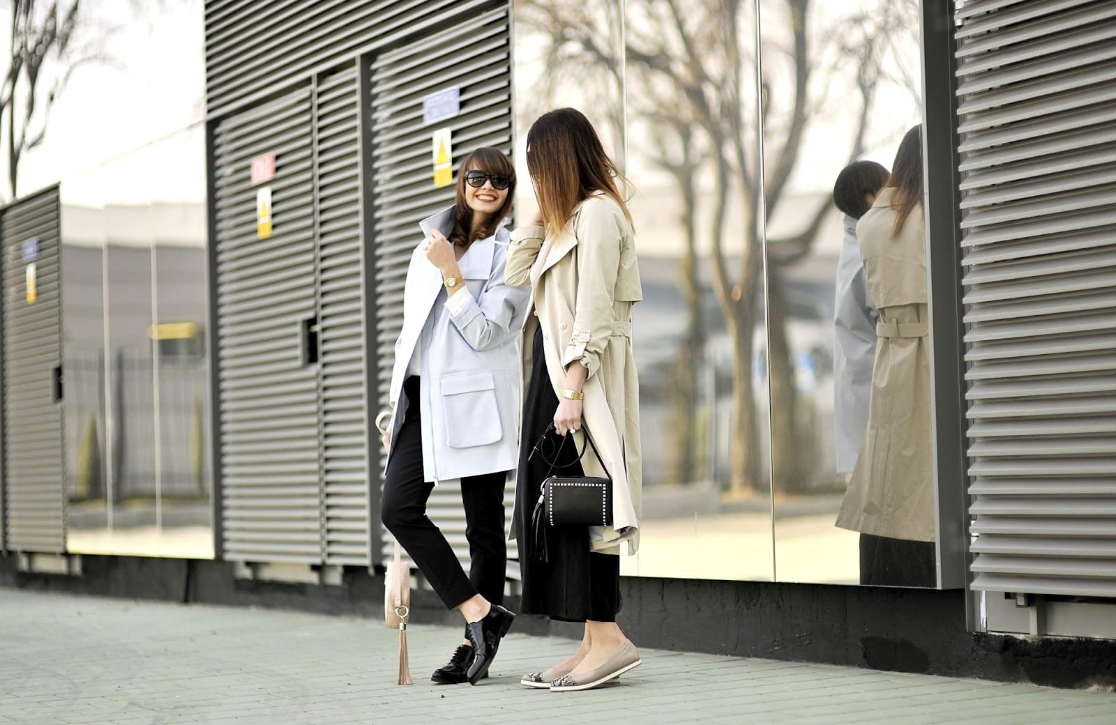 kurtka pastelowa | buty oxfordy | blogi o modzie | blogerka modowa | shinysyl | cammy |