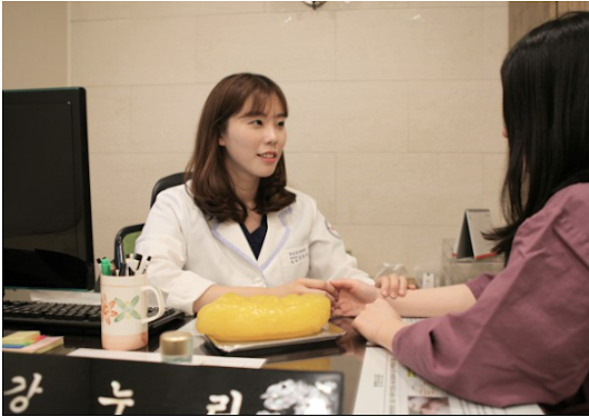 Why don't you try Korean Medicinal Diet?