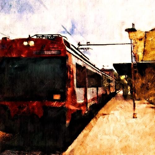 El tren (M.T. Cárthaigh)