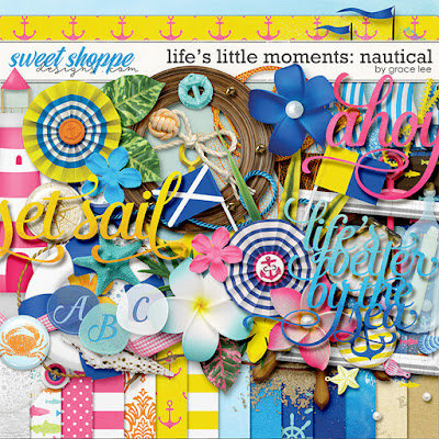 Life's Little Moments Nautical