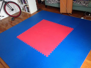 Greatmats Home Tatami Sport Tile Home Martial Arts Space