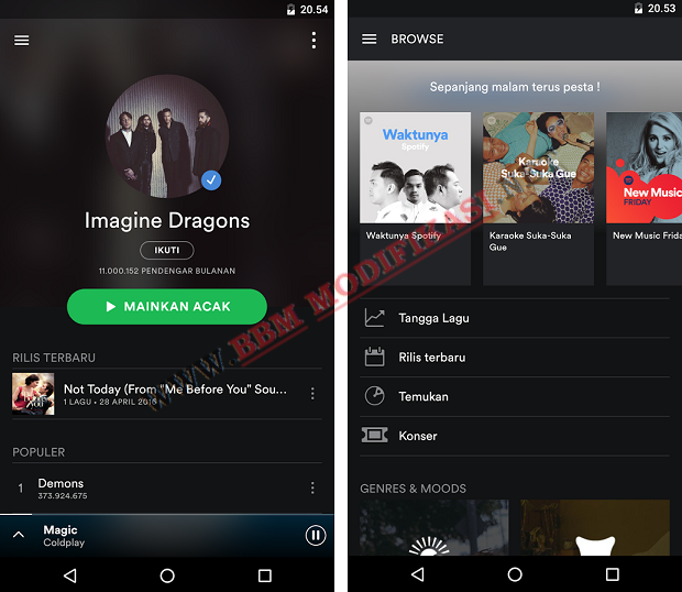 Spotify Music Apk Final Mod