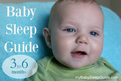 3-6 month baby sleep guide