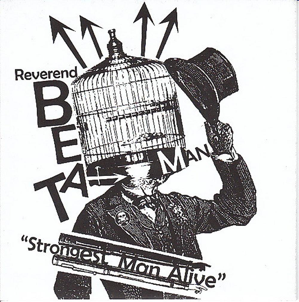 Der Musik Blog Aus Freiburg Reverend Beat Man Strongest