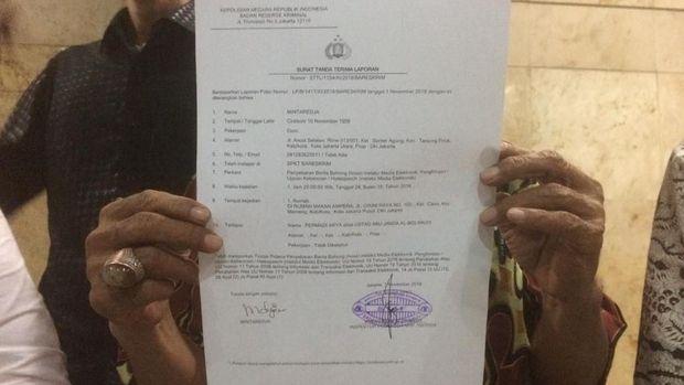 Abu Janda Dipolisikan karena Postingan Soal Aksi Bela Tauhid