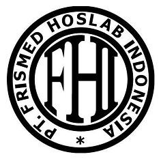 Logo PT Frismed Hoslab Indonesia
