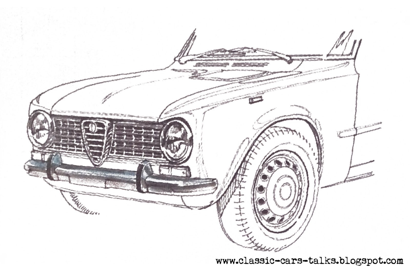 Classic Cars Talks: The Alfa Romeo Giulia timeline