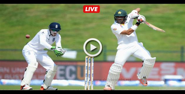 PAK vs ENG 2nd Test Match Live Cricket Scores Streaming