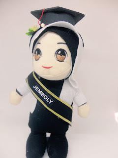 bikin boneka custom lucu