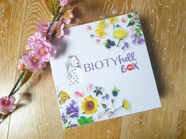 Biotyfull Box de Mars : le printemps est là !