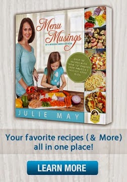 Order Your Menu Musings Cookbook!