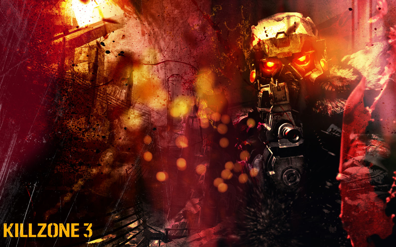 Wallpapers Killzone 3 Game Wallpapers