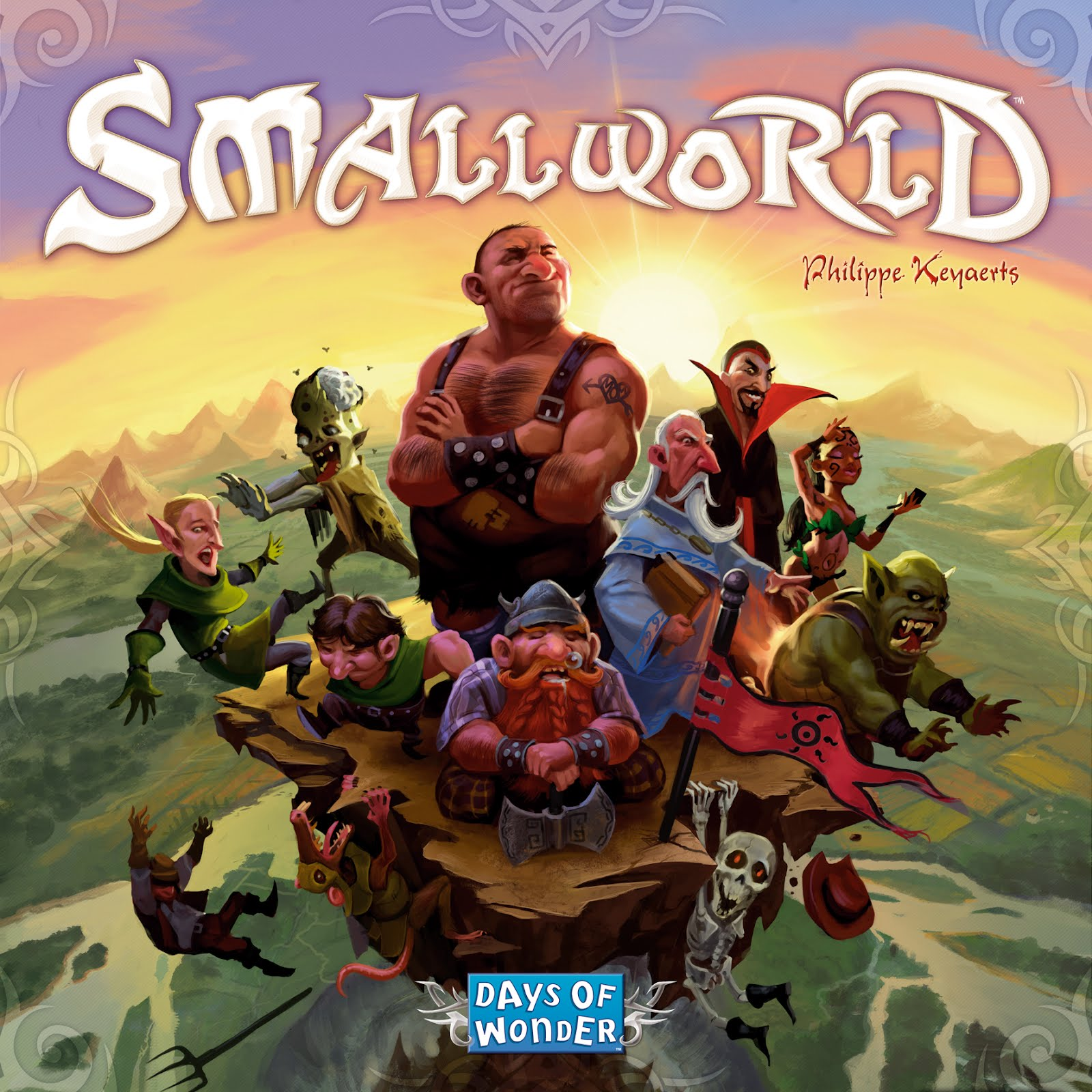 A Murder of Ravens: Games for Kids: Small World