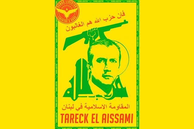 Rumbo Libertad-Difundan la verdadera imagen del representante de Hezbollah en América Latina. Vicepresidente de la narco-dictadura en Venezuela