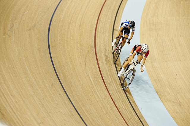 Revolution Series at the Olympic Park Velodrome - London lifestyle blog