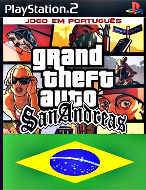 Download GTA San Andreas (PS2) GRATIS