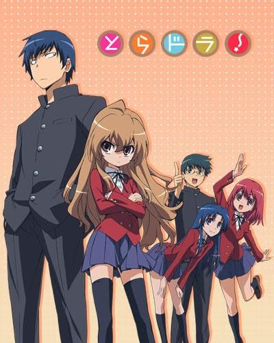 Manga Anime Heaven Toradora Anime