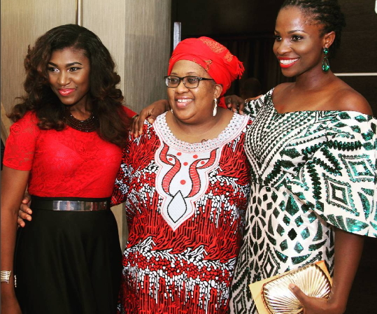 blessing egbe movie premiere