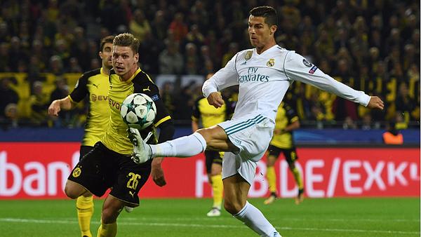 Real Madrid vs Dortmund EN VIVO por la UEFA Champions League