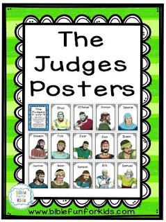 https://www.biblefunforkids.com/2017/11/judges-lapbook-updated.html