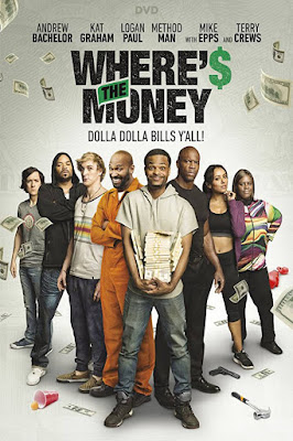 Where's The Money 2017 DVD R1 NTSC Latino