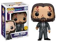 Funko Pop! John Wick CHASE