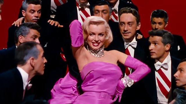 Image result for gentlemen prefer blondes