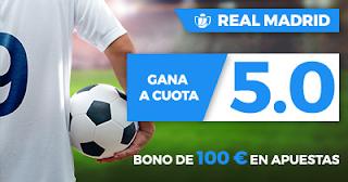 Paston Megacuota Copa del Rey: Numancia vs Real Madrid 4 enero